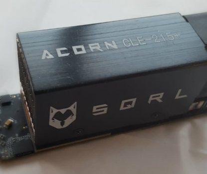 ACORN FPGA MINING ACCELERATOR