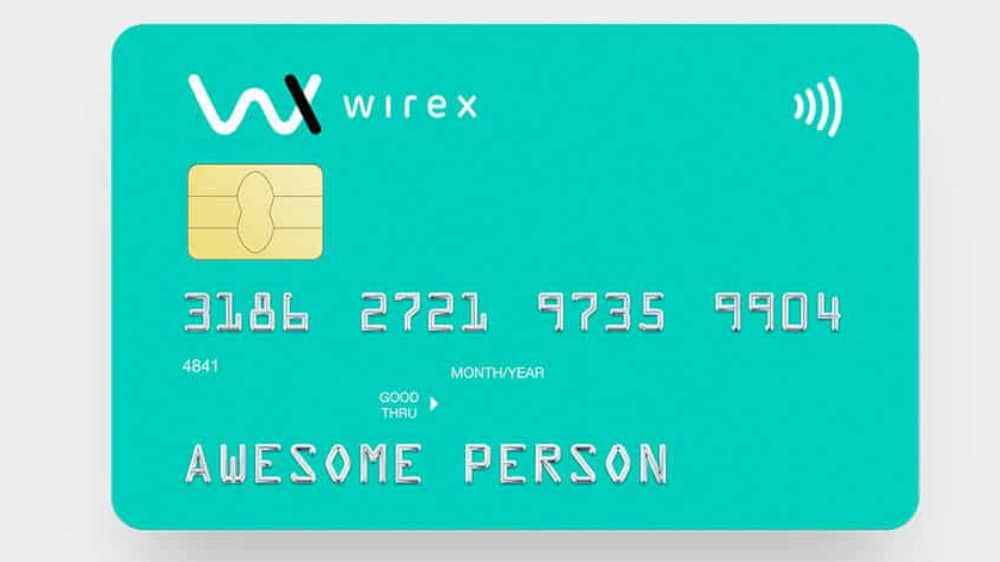 Cryptocurrency Debit Card