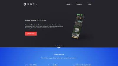 FPGA mining website